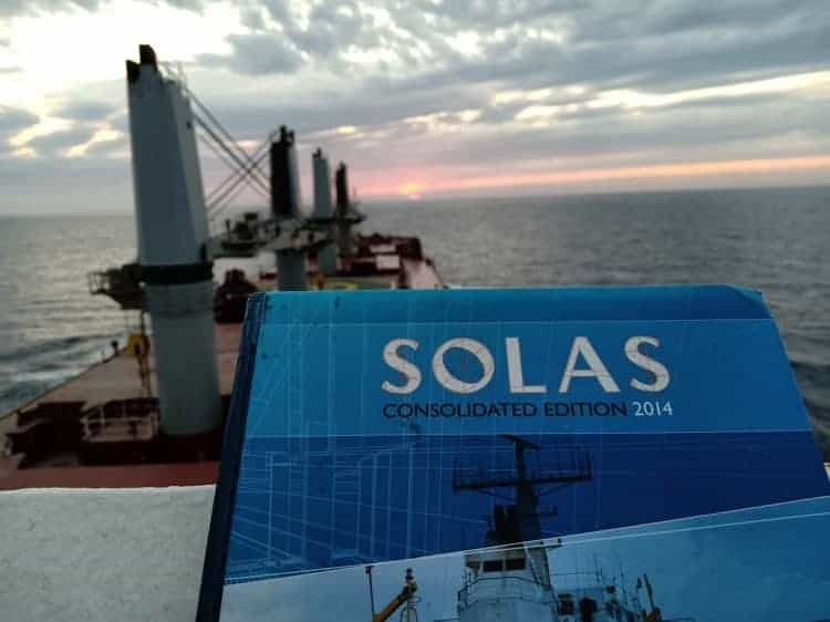 What is SOLAS (Safety Of Life At Sea) and its contents? 1