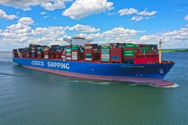 cosco-shipping-taurus-world's-largest-container-ship