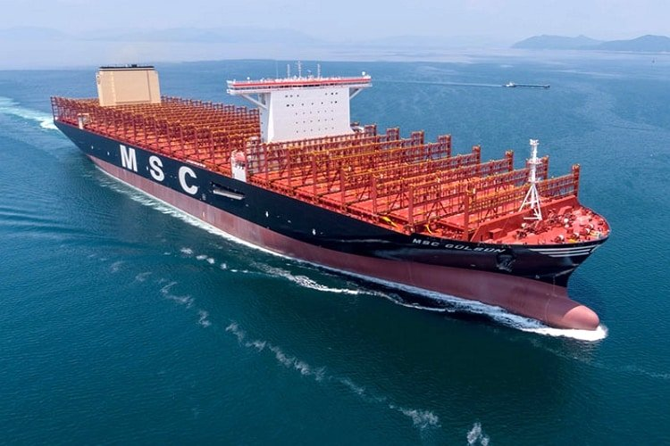 Top 10 World's Largest Container Ships - 2019 Updated List! 1